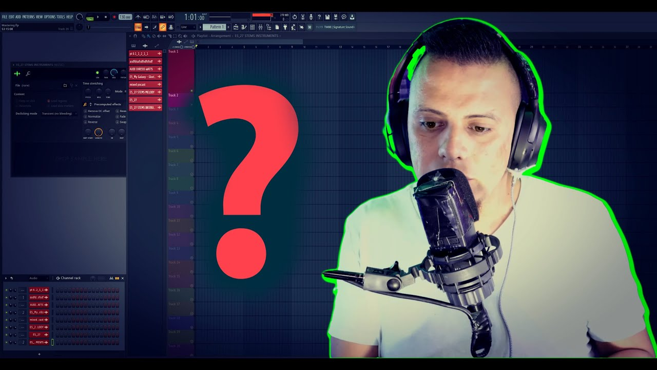 fl studio 20 tutorial