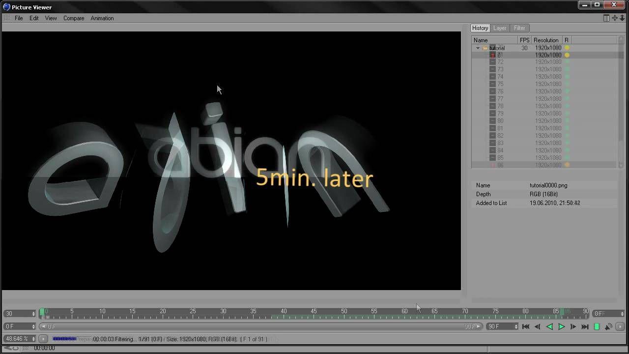 cinema 4d landscape tutorial