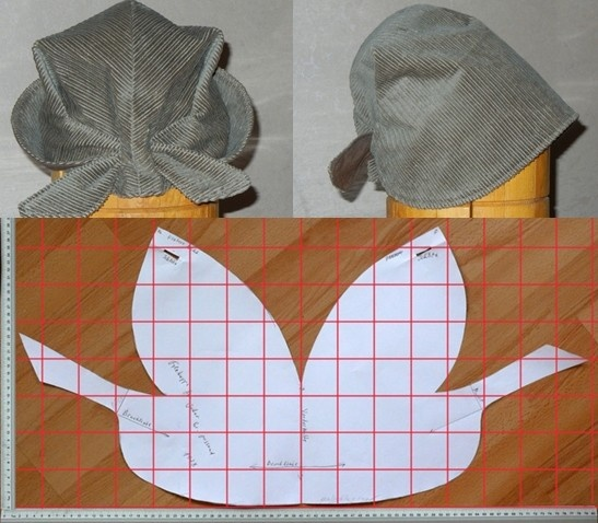 baby bonnet sewing tutorial