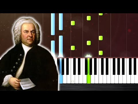bach prelude in c major tutorial
