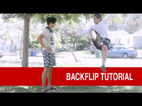 backflip tutorial video download