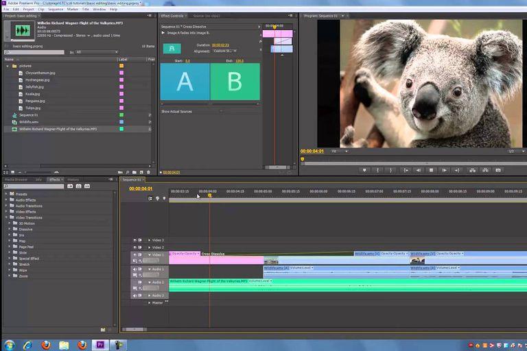 adobe premiere pro cs6 tutorial beginner