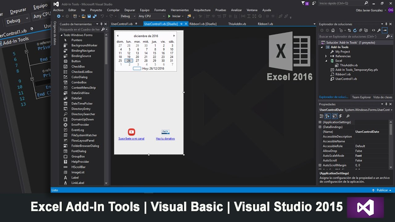 visual studio visual basic tutorial