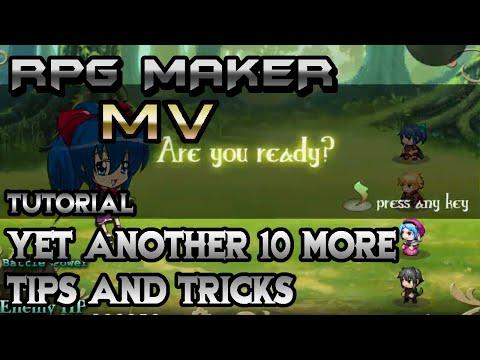 rpg maker mv cutscene tutorial