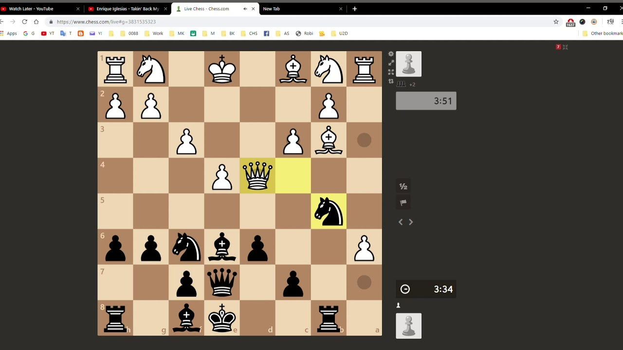 how to play chess tutorial