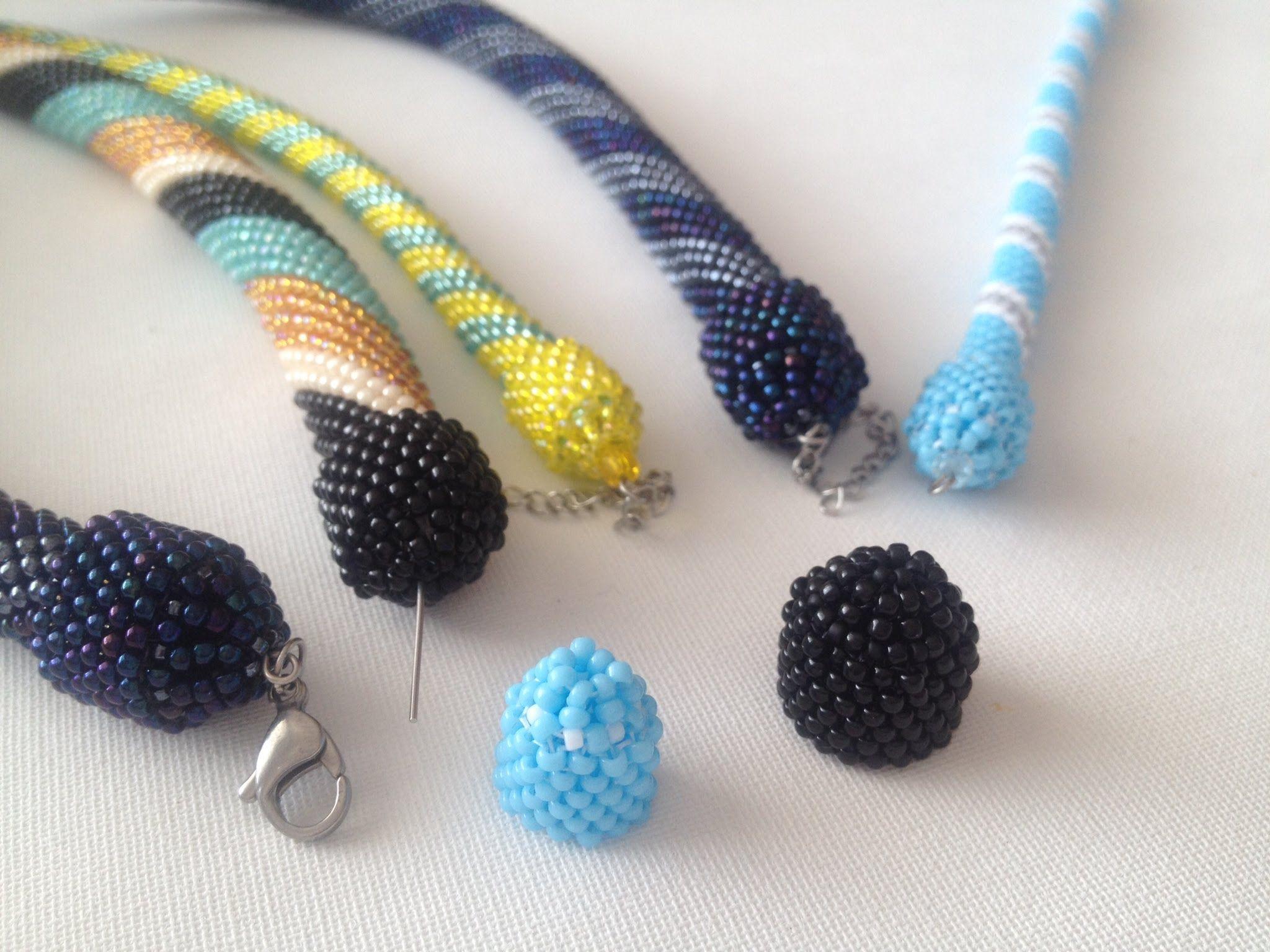 bead crochet tutorial video