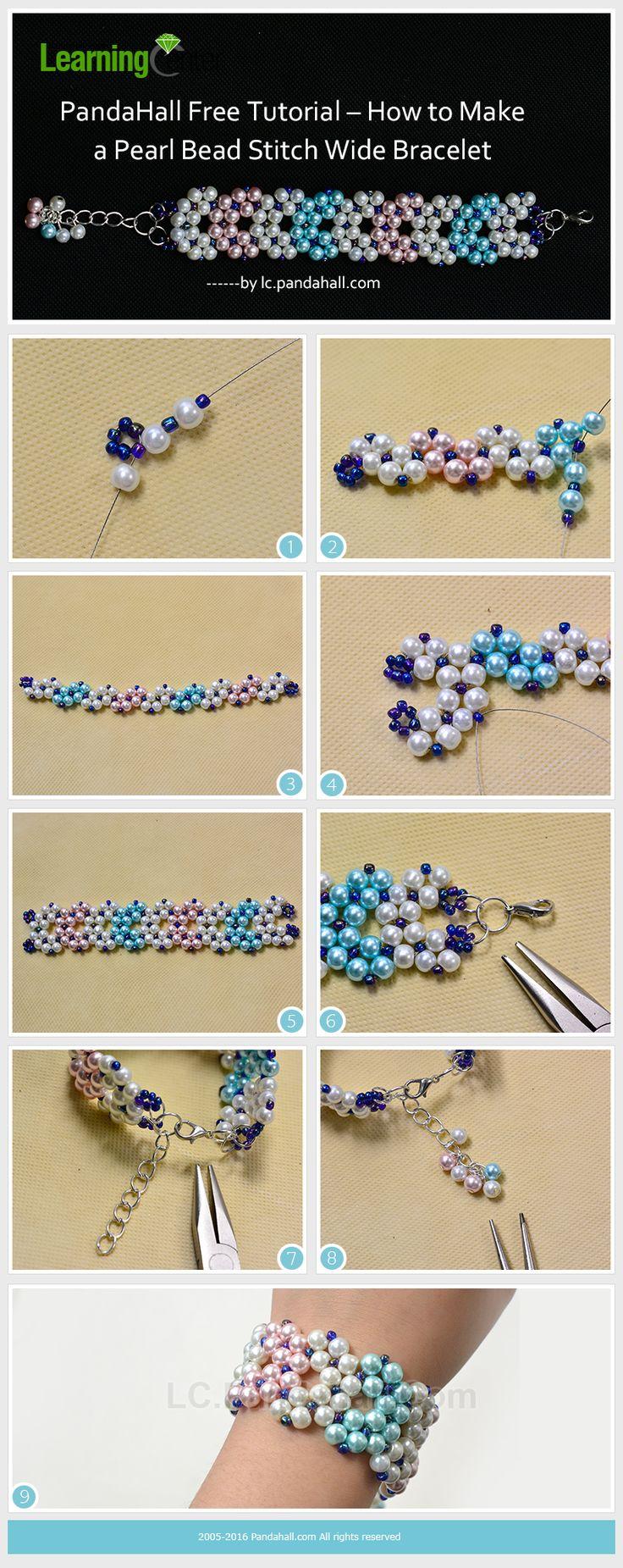 beads bag making tutorial