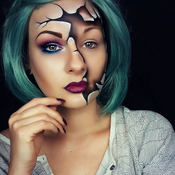 beautiful halloween makeup tutorial