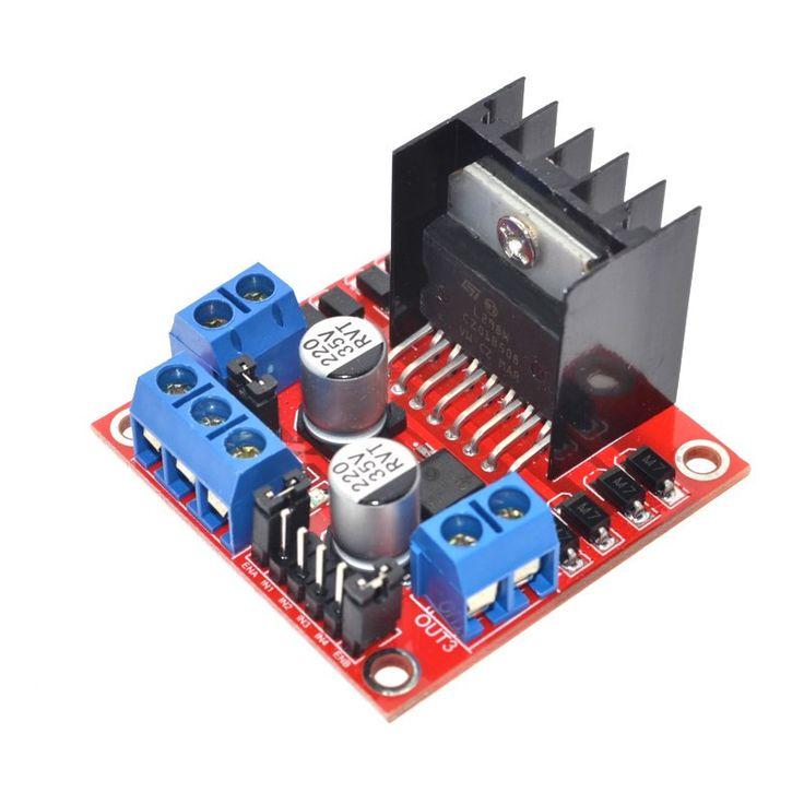 l298n motor driver arduino tutorial