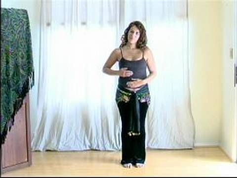 belly dance tutorial video