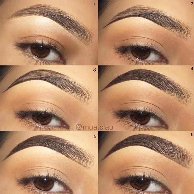 best eyebrow shaping tutorial