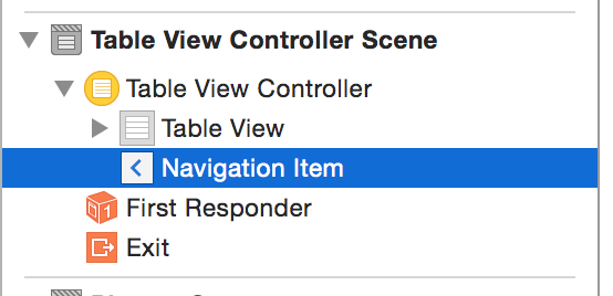 ios navigation controller tutorial