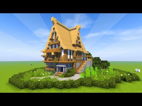 big house minecraft tutorial
