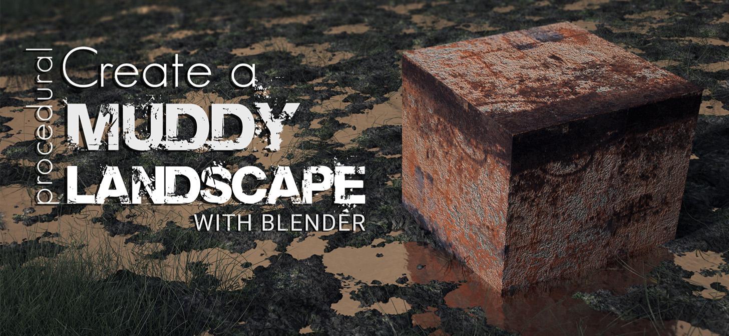 blender ant landscape tutorial