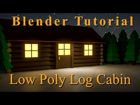 blender low poly human tutorial