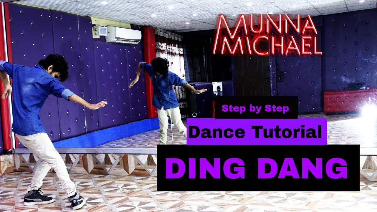 bollywood dance steps tutorial