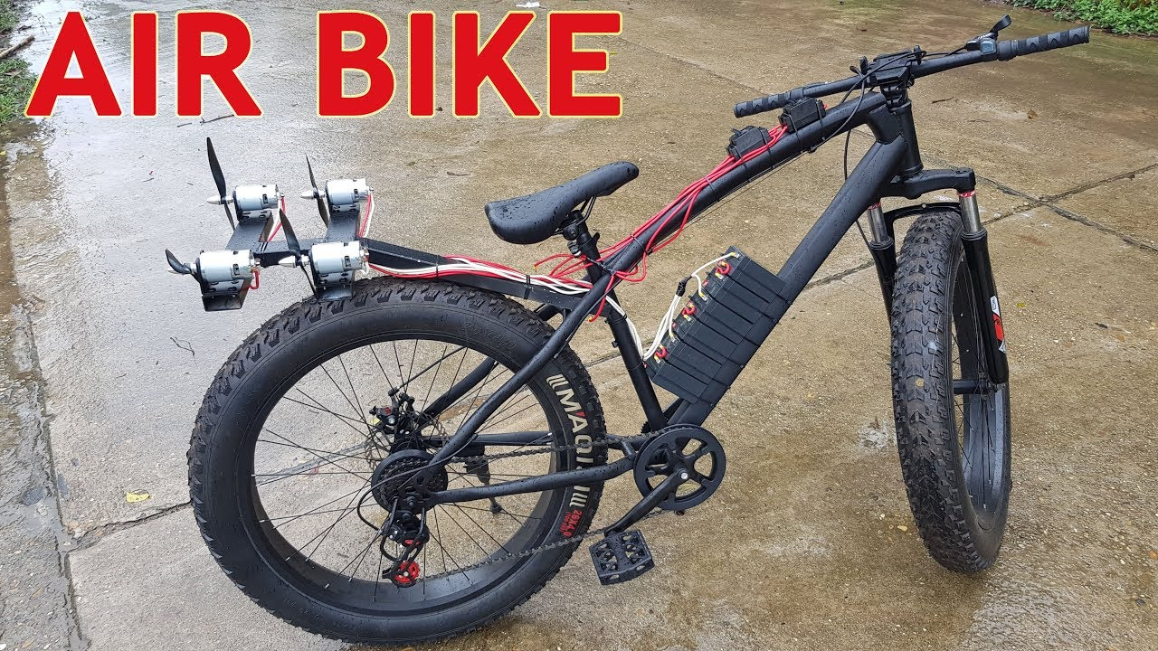 build a motorized bike at home tutorial
