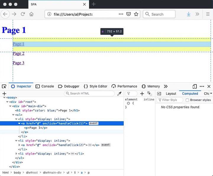 building a web application tutorial