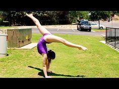 gymnastics back handspring tutorial