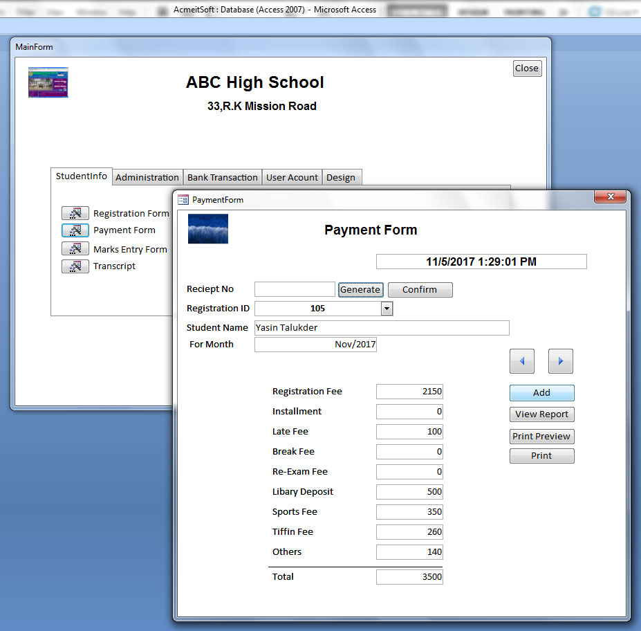 open office database forms tutorial