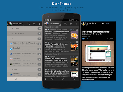 android rss reader with images tutorial
