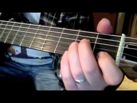 7 days craig david guitar tutorial