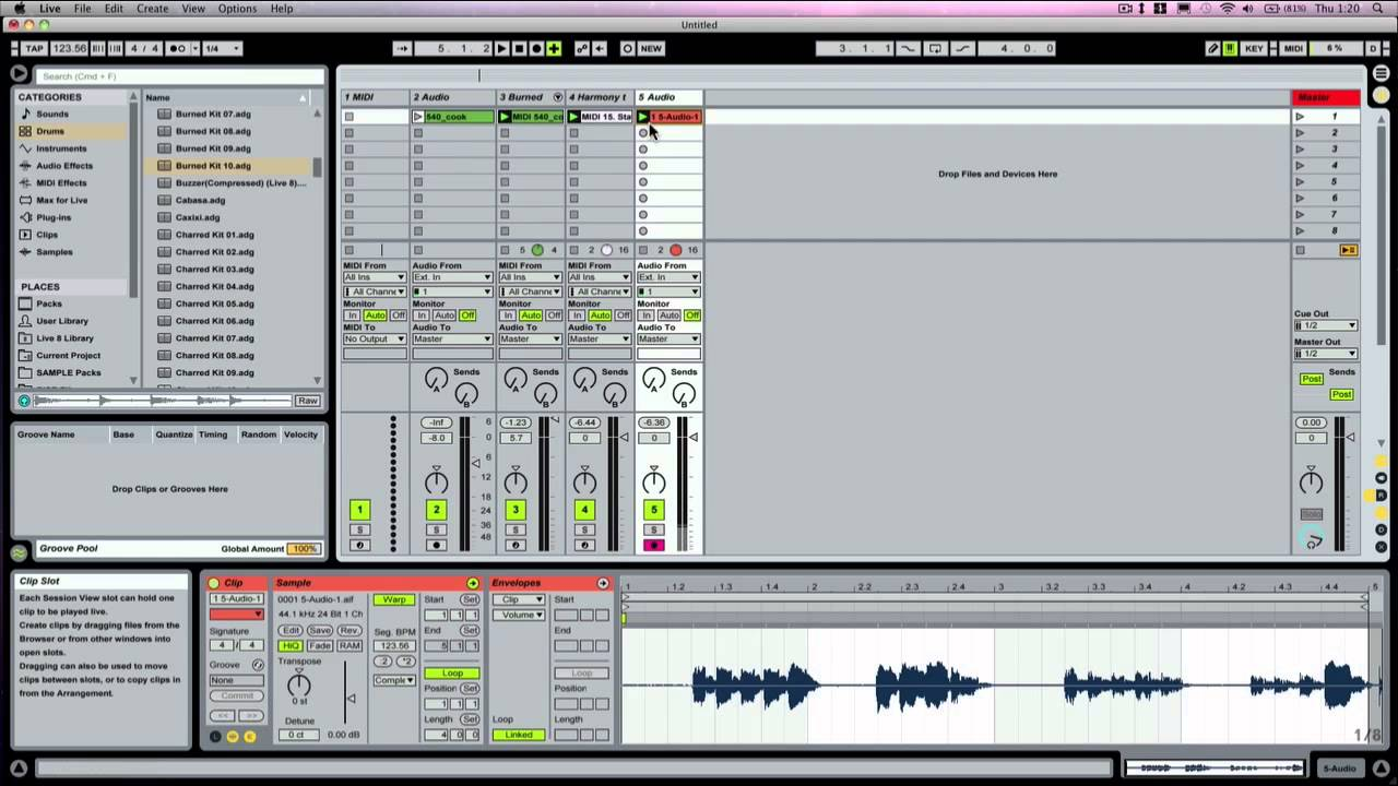 tutorial ableton live 9