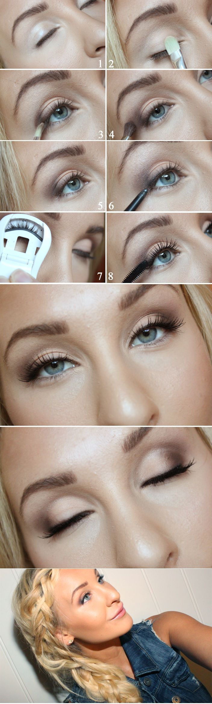 mac makeup tutorial for wedding
