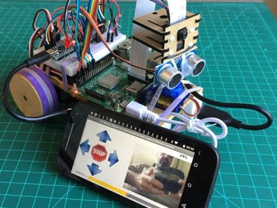 raspberry pi rover tutorial