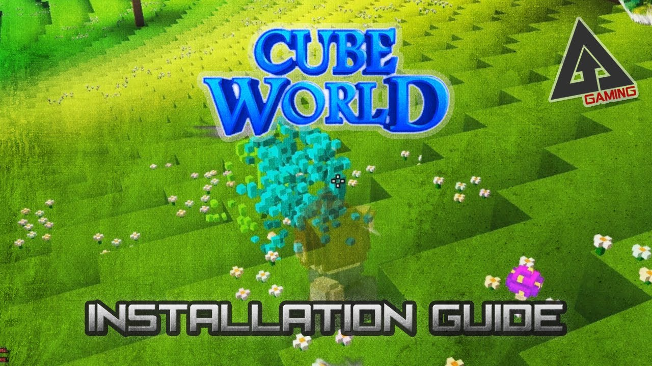 world of cubes tutorial