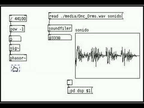 pure data drum machine tutorial