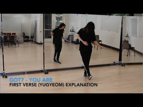 got7 i like you dance tutorial