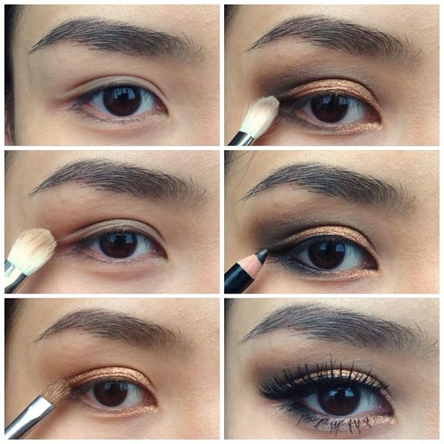 tina yong makeup tutorial