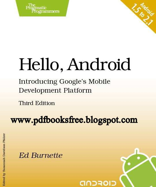 android development tutorial pdf