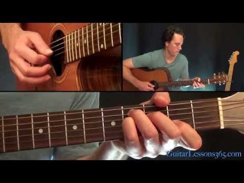 can t help falling in love guitar tutorial no capo