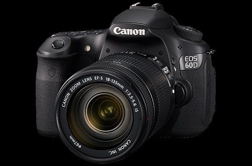 canon 60d tutorial video