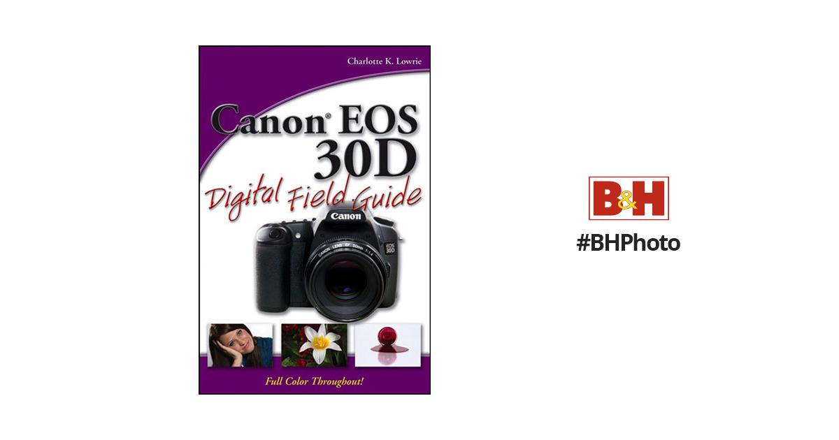 canon eos 30d tutorial