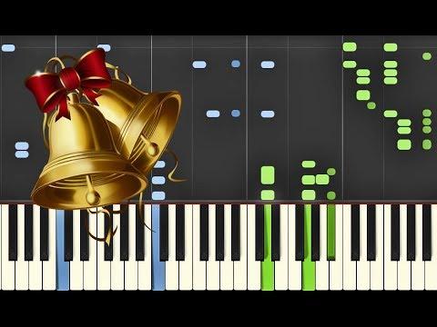 carol of the bells piano tutorial