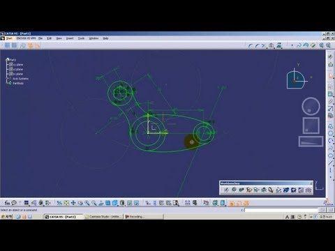 catia v5 basic tutorial
