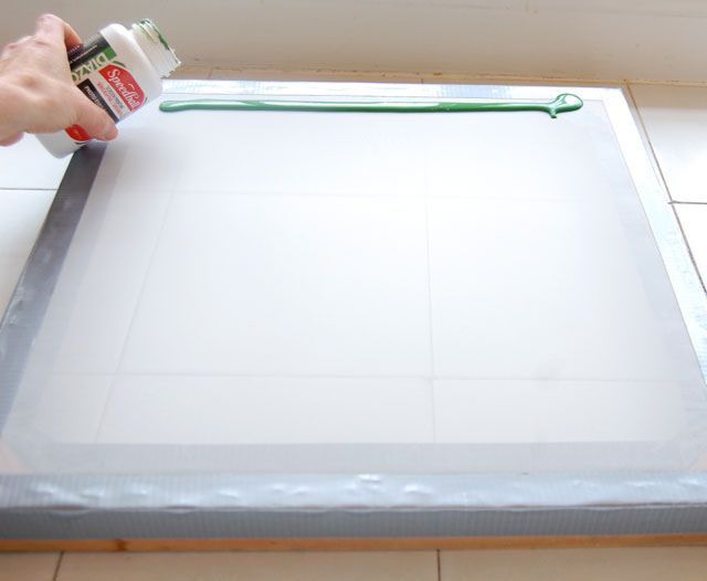 silk screen printing tutorial