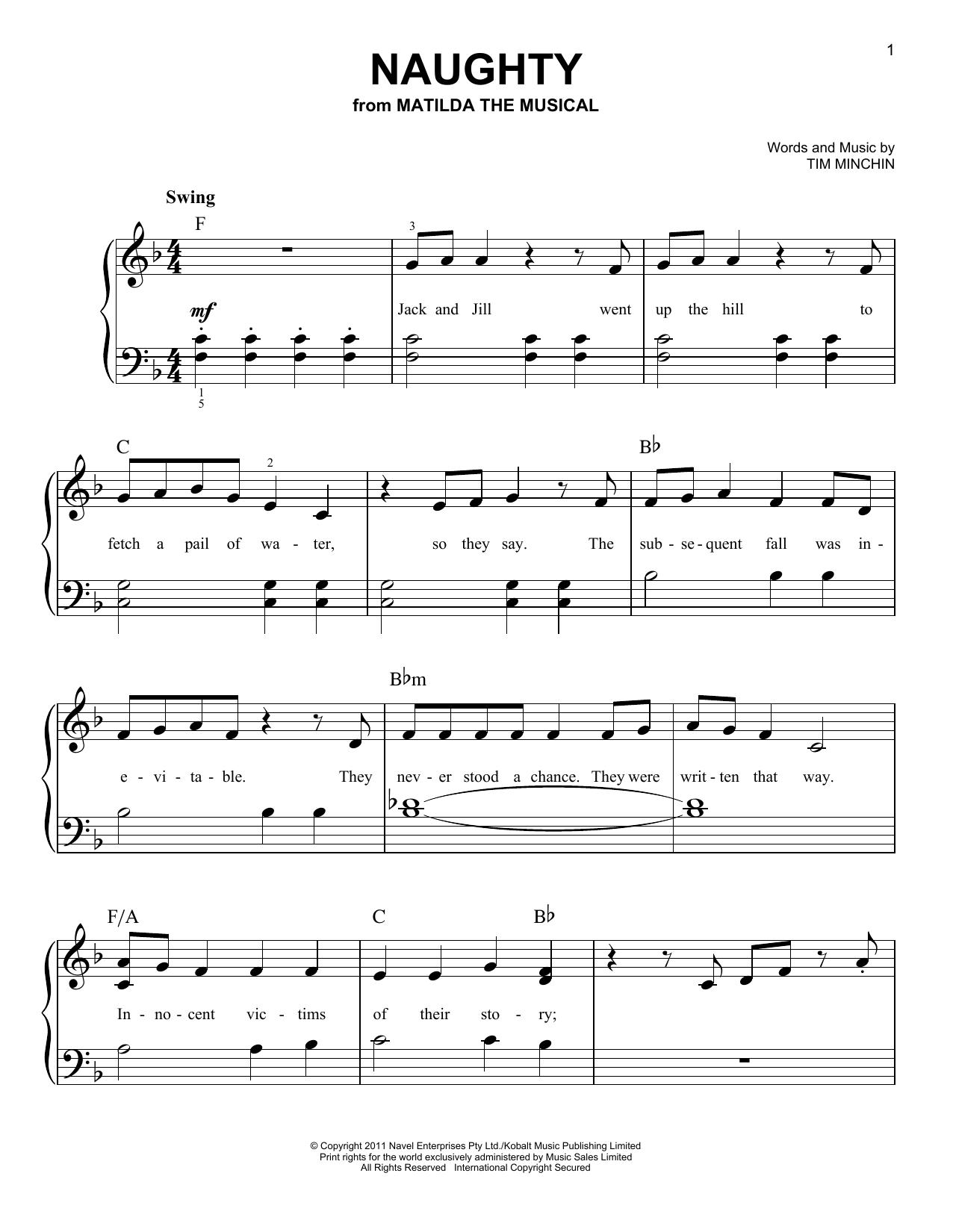 tim minchin piano tutorial