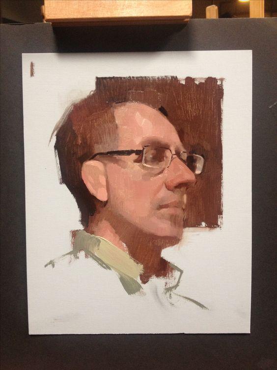 alla prima oil painting tutorial