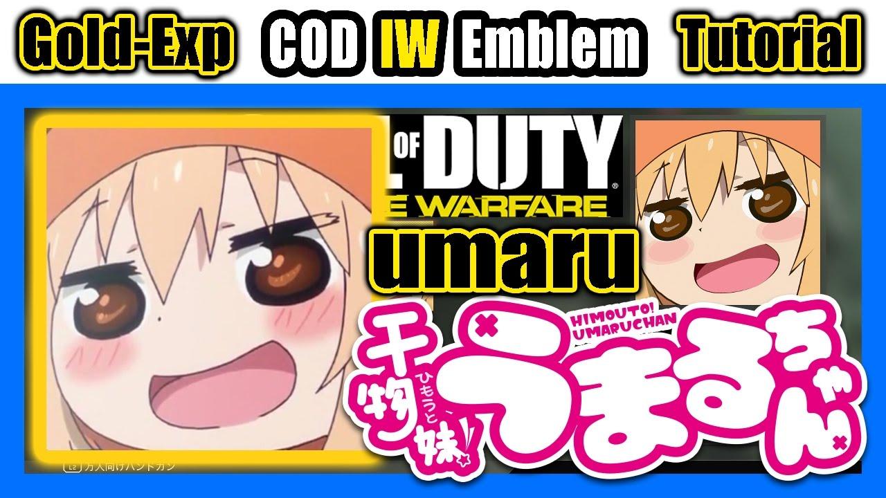 cod iw emblem tutorial
