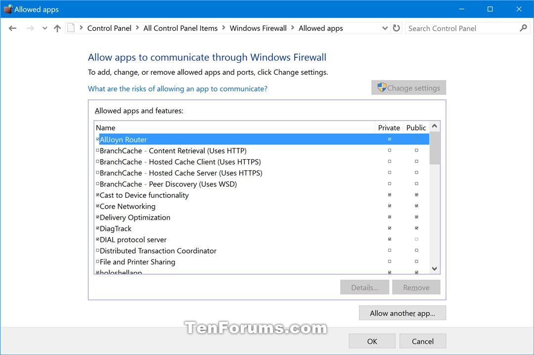 types of firewall tutorial
