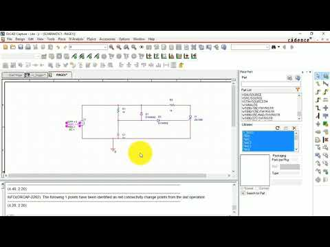 orcad pspice tutorial for beginners