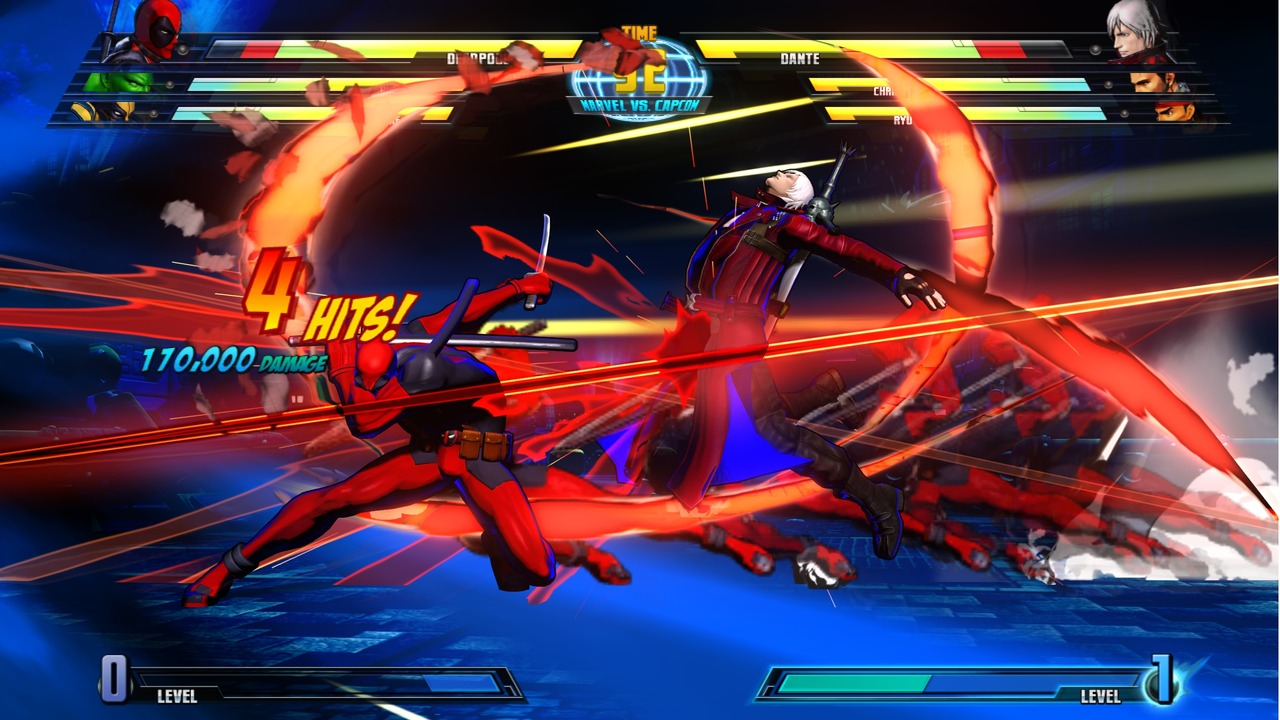 marvel vs capcom 3 tutorial