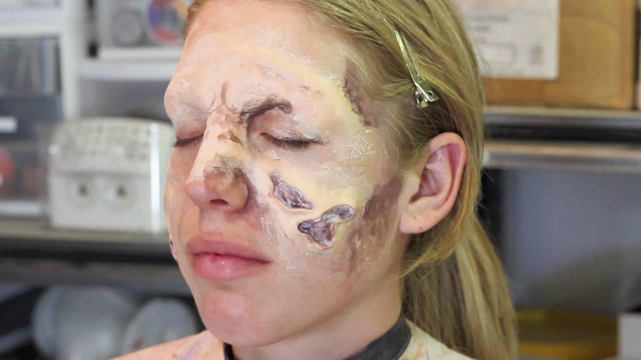 cheap zombie makeup tutorial