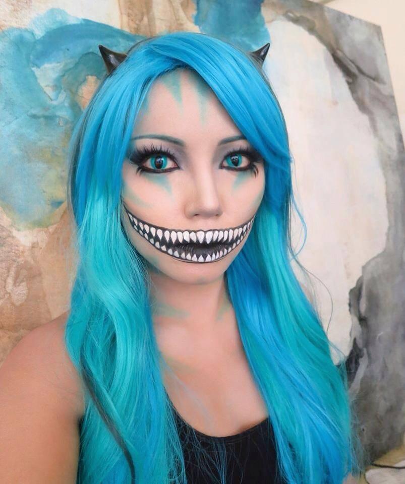 cheshire cat makeup tutorial youtube