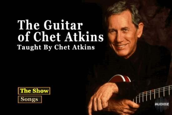 chet atkins mr sandman tutorial