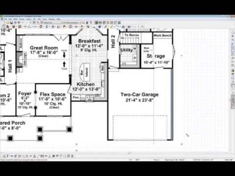 chief architect home designer tutorial